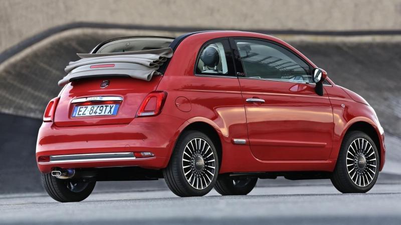 Фото Fiat 500 C