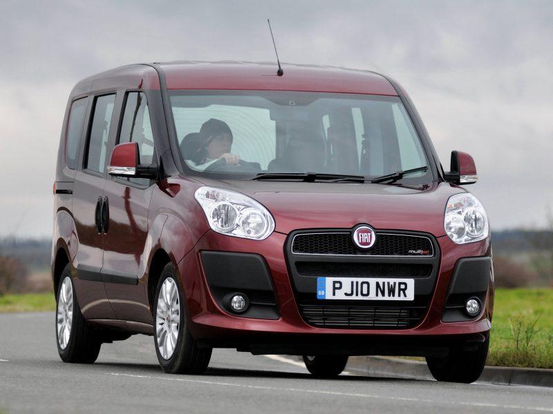 Fiat Doblo 2-го поколения