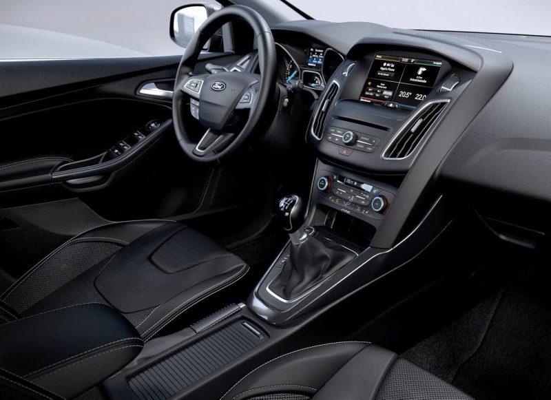 Салон Форд Фокус 3
