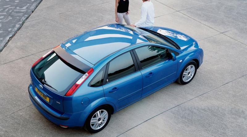 Ford Focus фото авто