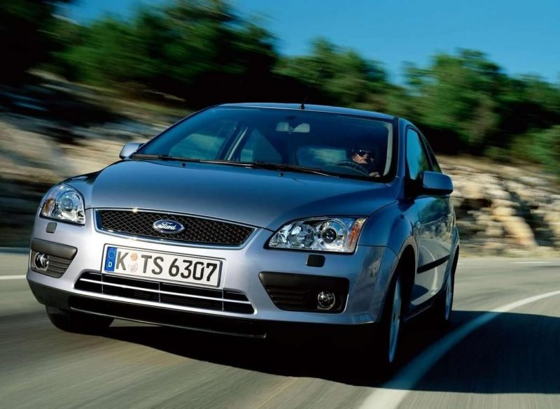 Ford Focus 3door