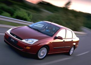 Ford Focus Sedan (1998)