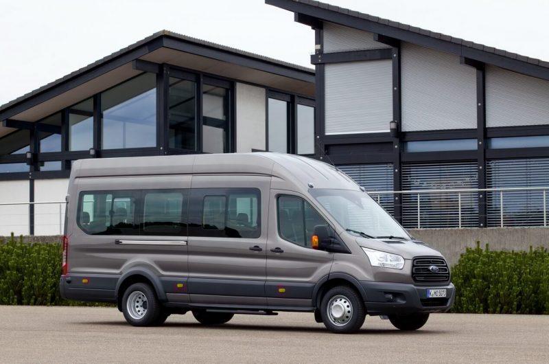Фото Ford Transit Jumbo Minibus