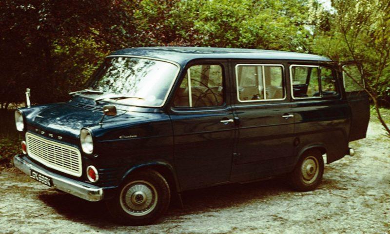 Фото Ford Transit 1975