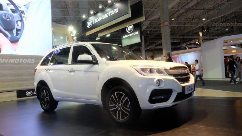 Авто Lifan X60 2017