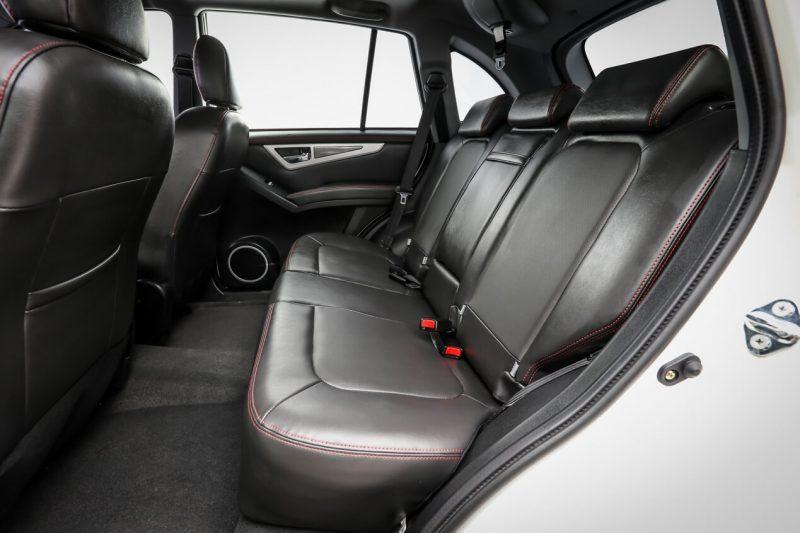 Задние кресла Lifan X60
