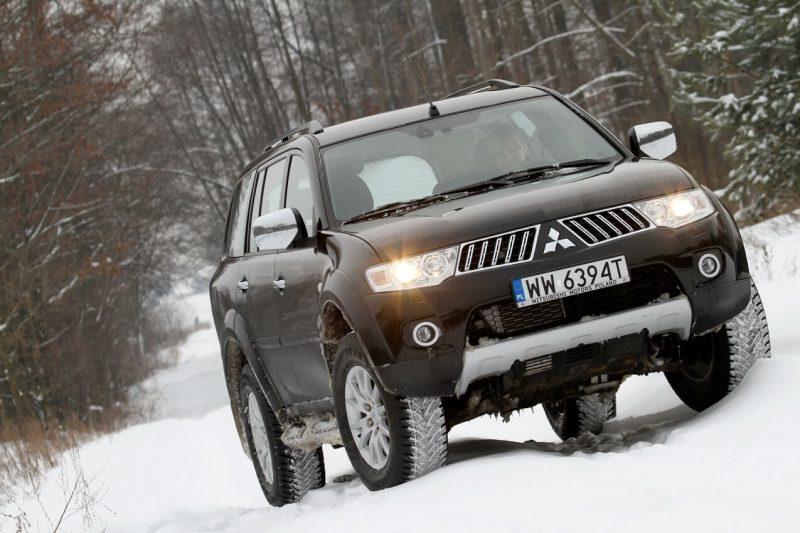 Фото Mitsubishi Pajero Sport 2008