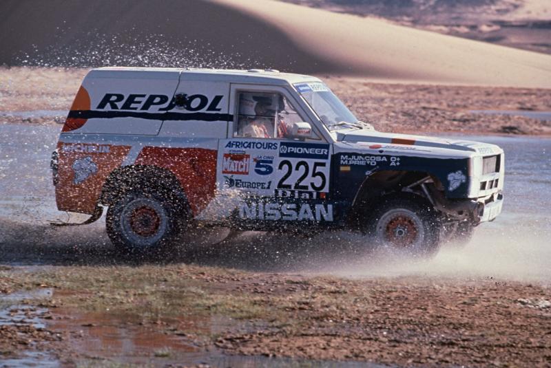 Nissan Patrol ''Repsol''