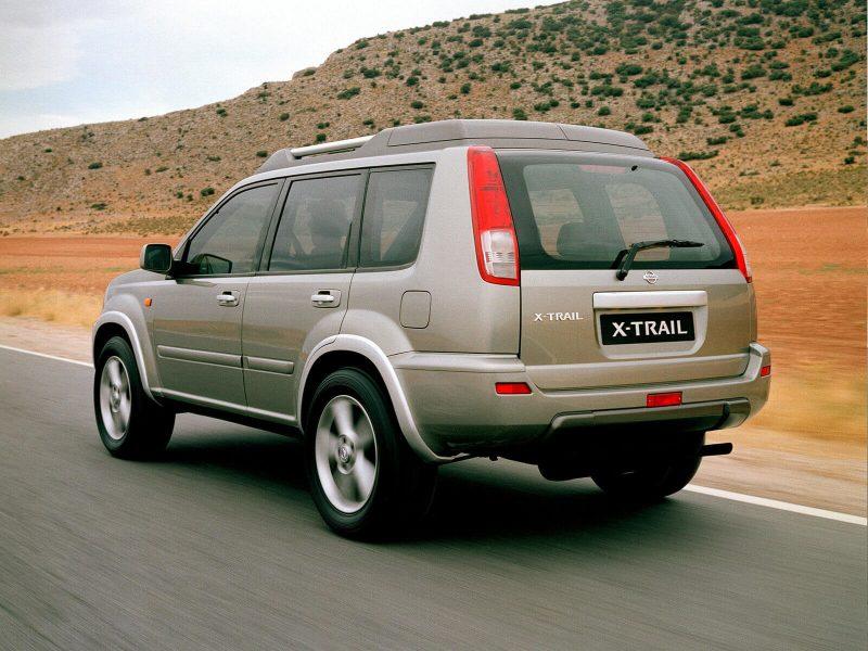 Фото авто Nissan X-Trail (T30)