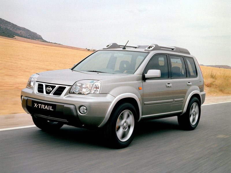 Фото Nissan X-Trail T30