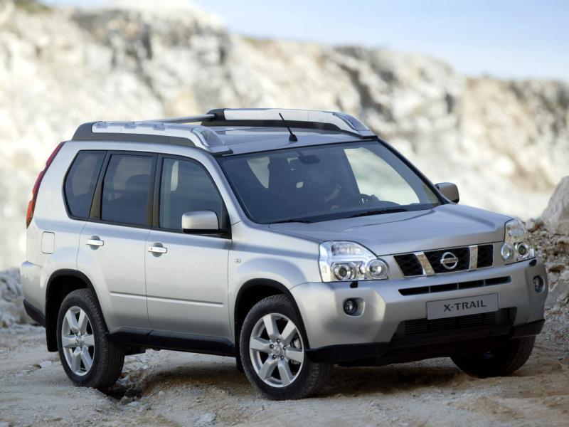 Кроссовер Nissan X-Trail (Т31)