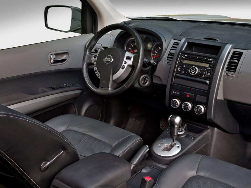 Nissan X-Trail (Т31) салон