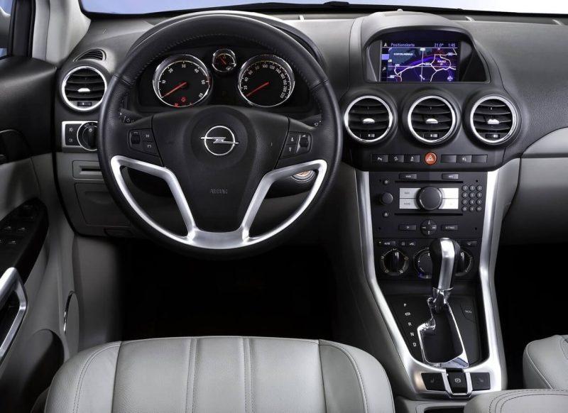 Рулевое колесо Opel Antara