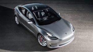 Новый Тесла Модель 3