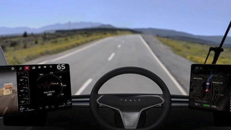 Безопасность Tesla Semi