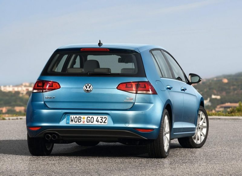 Хэтчбек Volkswagen Golf 7