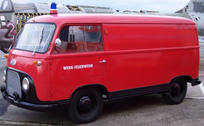 Фото атво Ford Taunus Transit