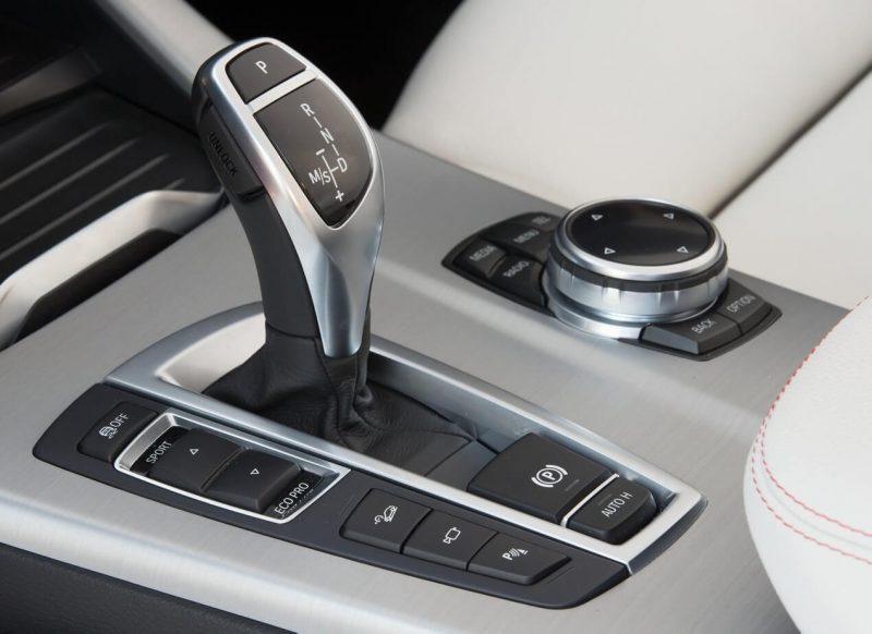 Коробка передач BMW X4