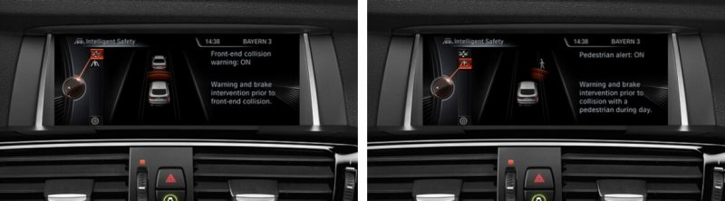 Ассистент вождения BMW X4