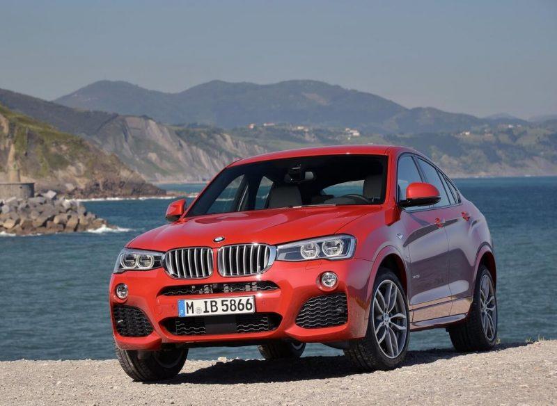 Фото авто BMW X4