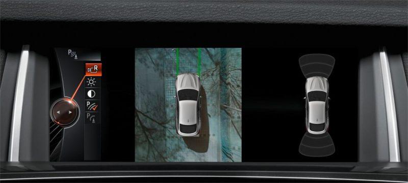 Круговой обзор BMW X4