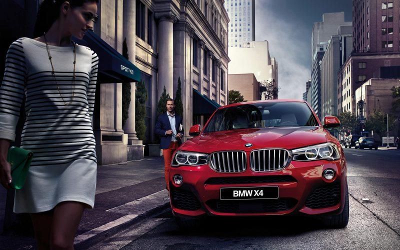 BMW X4 автомобиль