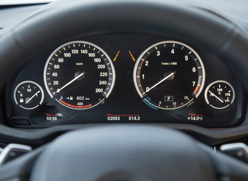 Приборная панель BMW X4