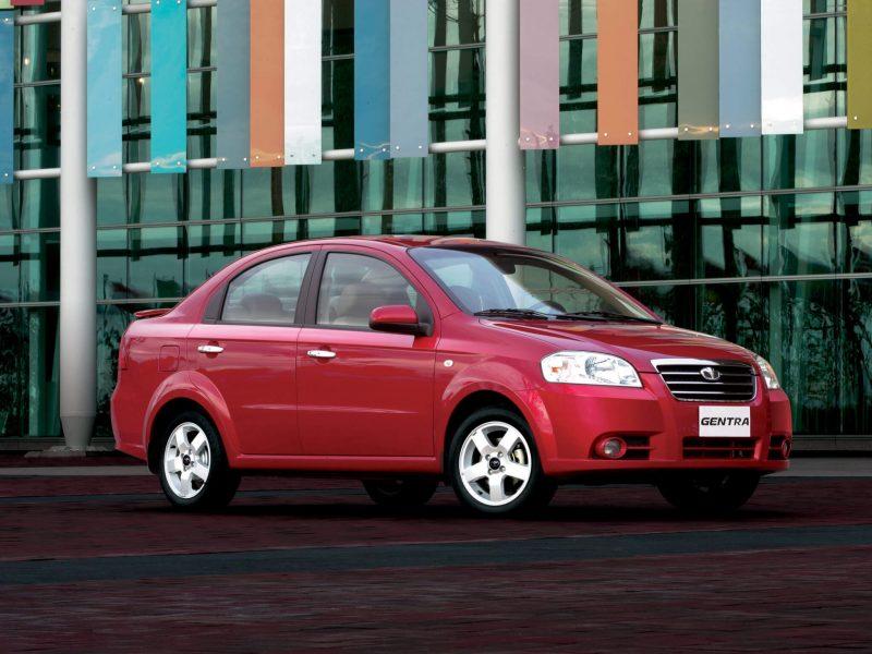 Авто Daewoo Gentra 2005
