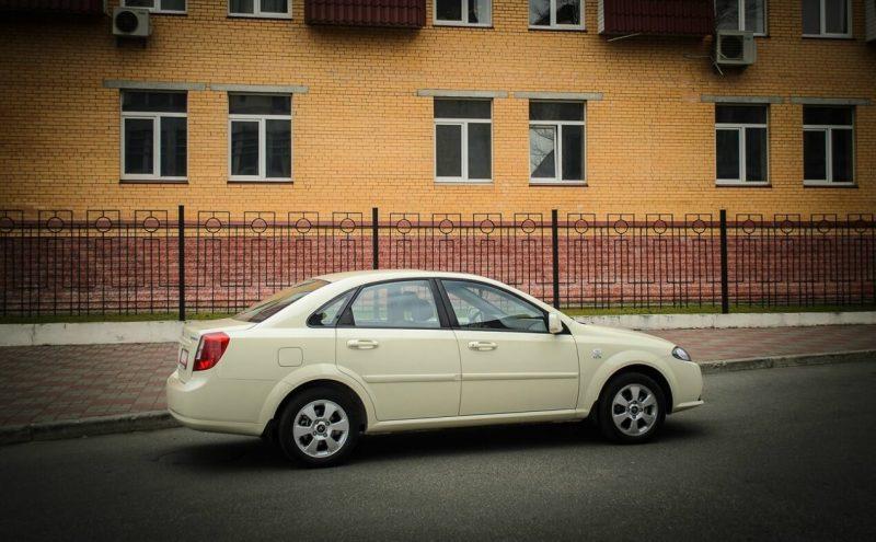 Daewoo Gentra фото авто