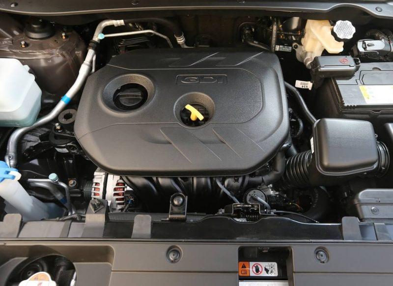 Мотор KIA Sportage 3