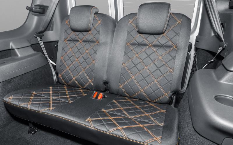 Задние сиденья Lada Largus Cross