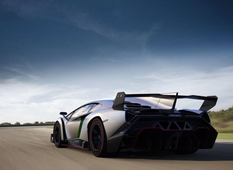 Спорткар Lamborghini Veneno