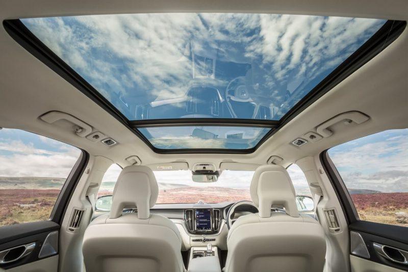 Панорамная крыша Volvo XC60