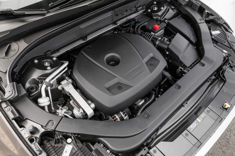 Двигатель Volvo XC60 2018