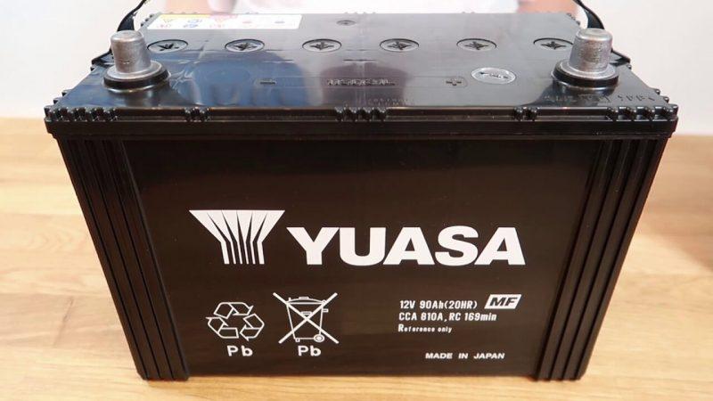 Yuasa аккумуляторы