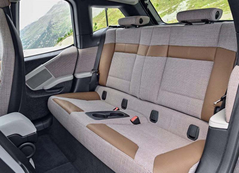 Салон BMW i3 2017