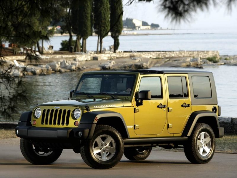 Фото Jeep Wrangler Unlimited Rubicon (JK)