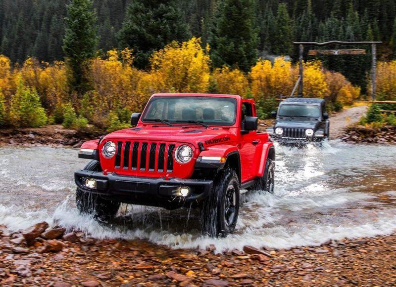 Фото авто Jeep Wrangler IV