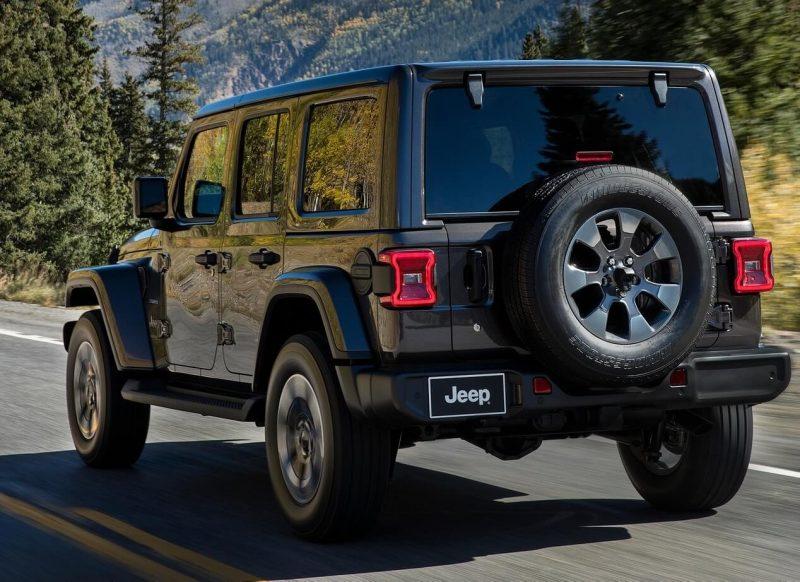 Jeep Wrangler IV