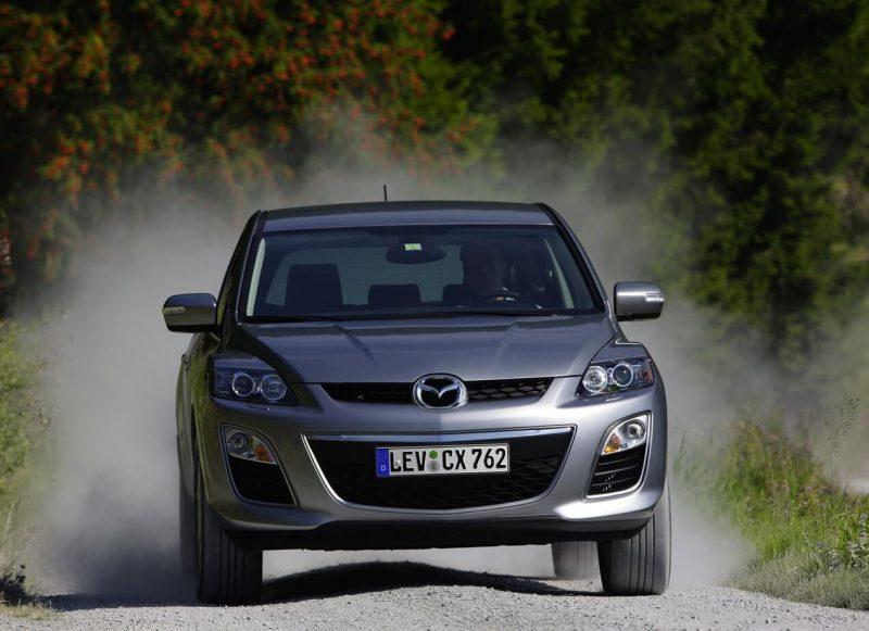 Mazda CX-7 фото авто