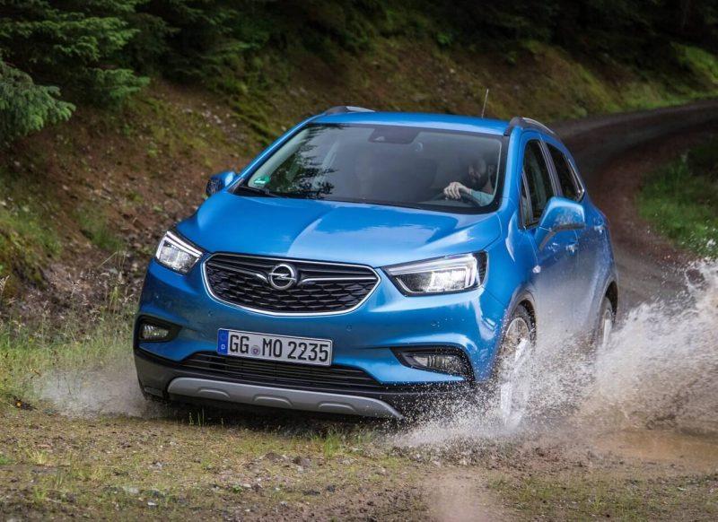 Авто Opel Mokka 2016