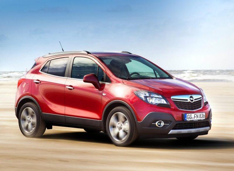 Авто Opel Mokka