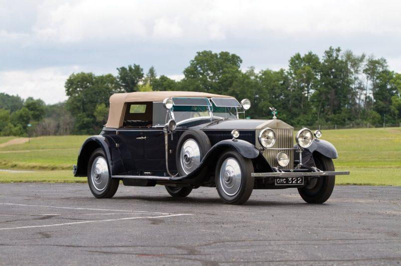 Авто Rolls-Royce Phantom II