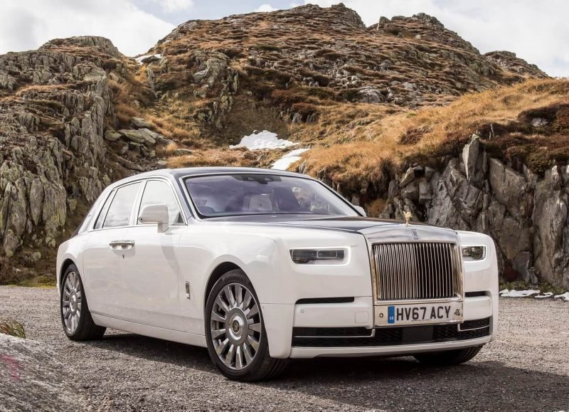 Фото Rolls-Royce Phantom VIII