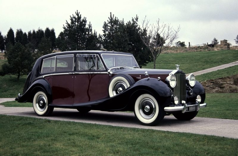 Авто Rolls-Royce Phantom IV