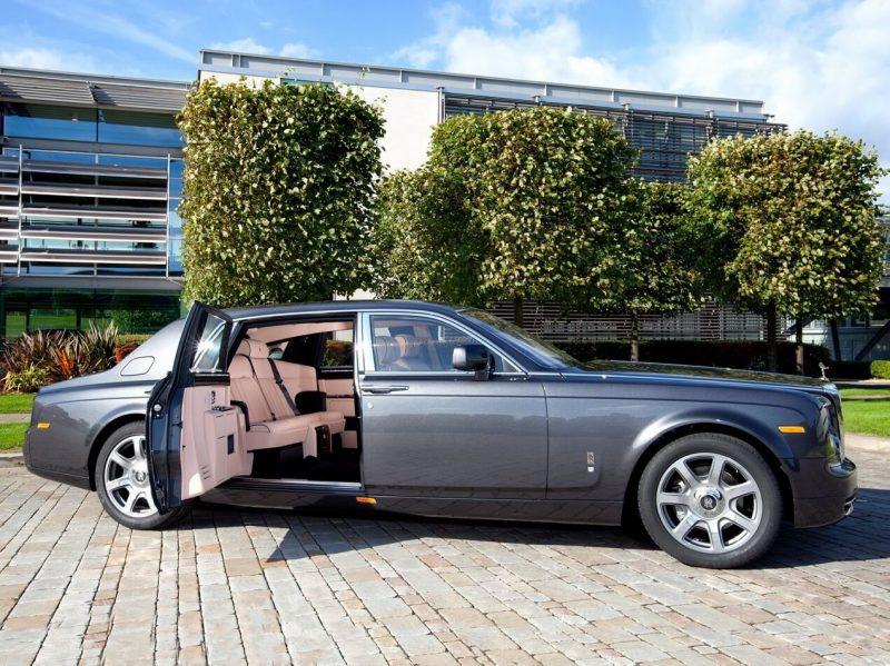 Фото Rolls-Royce Phantom VII