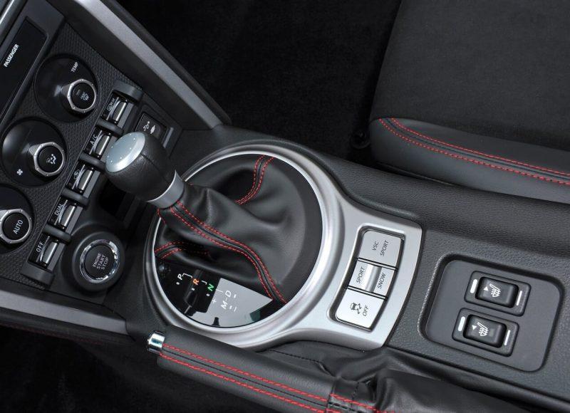 Коробка передач Subaru BRZ