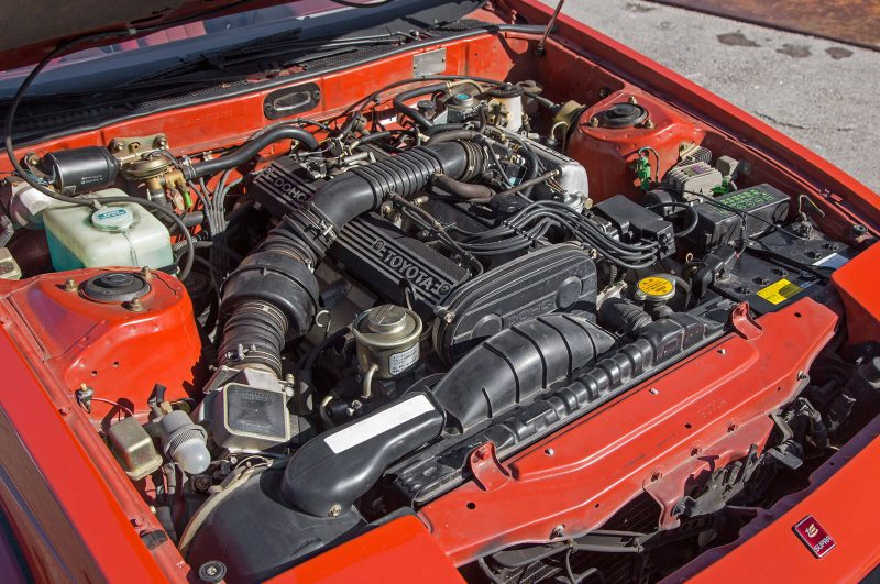 Двигатель Toyota Celica Supra