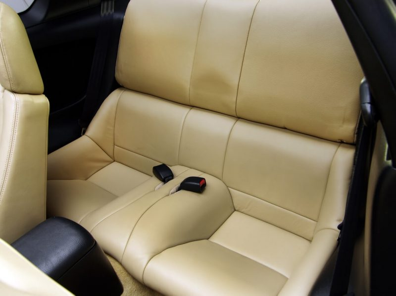 Задние кресла Supra MK IV