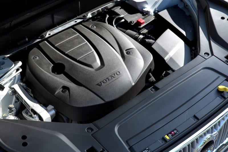 Двигатель Volvo XC90 II